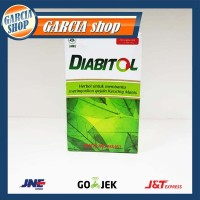 Kapsul Diabitol Herbal Diabetes