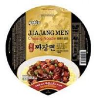 Mie instan Korea Paldo Jjajangmen Chajang noodle bowl cup