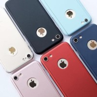 360 Hardcase - FREE tempered glass - iPhone OPPO F1s F3 F5 A37