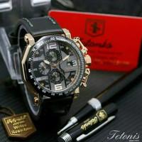 Jam Tangan Pria TETONIS Original