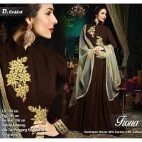 HOT SALE Baju Busana Muslim Wanita Gamis Syari Pesta India Bordi Fiona