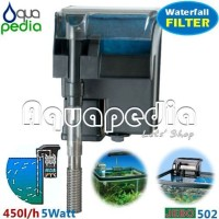 Filter Gantung Aquarium/Hang on Jebo 502