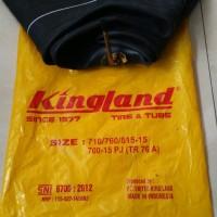 Ban Dalam Mobil Ukuran 15 Kingland Pentil Panjang - Ban Dalam Engkel