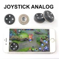 Joystick Analog MOBA Gamepad Mini Android IOS Joystick Tombol Arah