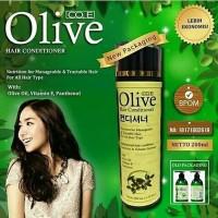 OLIVE HAIR CONDITIONER ORIGINAL BPOM 200ML - CONDITIONER OLIVE