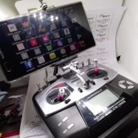 mobile phone holDER untuk flysky dji phantom dji 3 jumper dan lainny