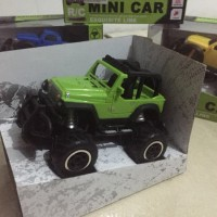 Mainan Rc mini car