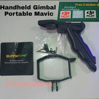 Sunnylife Handheld Gimbal Portable Tripod Gimbal dji MAVIC Pro Drone