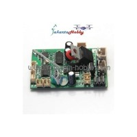 PCB Receiver Upgrade camera slot V912