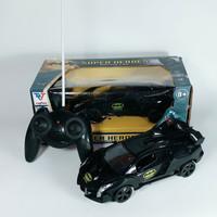 Mainan Mobil remote control SUPER HEROES BATMAN