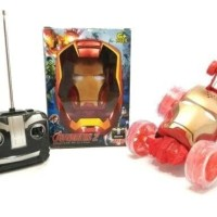 RC MOBIL STUNT IRON MAN REMOTE CONTROL