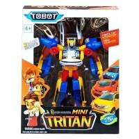 MAINAN ANAK LAKI COWOK ROBOT TOBOT MINI TRITAN 5039