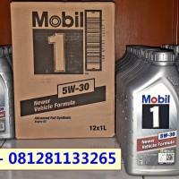 Oli Mobil 1 5W-30 New Vehicle Formula (1L)
