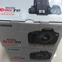 CANON EOS REBEL T6 KIT 18-55mm IS II WIFI /CANON 1300D WIFI