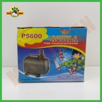 Mesin Sirkulasi AQUILA P-5600 Water Pump Aquarium