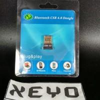 USB Bluetooth Dongle Adapter Transmitter Receiver Mini 4.0 CSR
