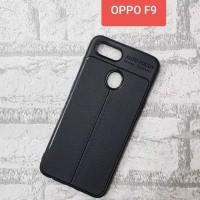 AUTOFOCUS LEATHER CASE OPPO F9