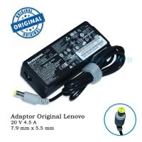 Adaptor / Charger Laptop Lenovo 20v 4.5A (7.9*5.5) Original