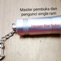 master pengunci dan pembuka