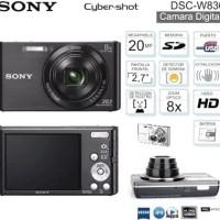 Camera Digital SONY DSC - W830, 20 MEGA PIXEL