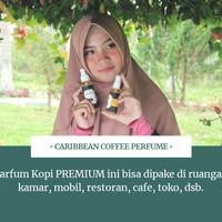 [Exclusive] Perfume Coffeee ☕ parfum mobil yang wanginya enak