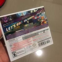 KASET NINTENDO 3DS POKEMON ULTRA MOON NEW SEGEL REG US LANGKAH