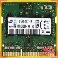PROMO RAM DDR 3 SAMSUNG 4GB PC3-12800 DDR3-1600 SODIMM AKSESORIES