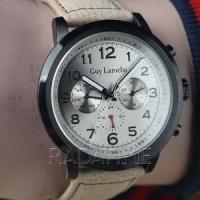 Jam tangan pria original Guy Laroche GL-G3012-02