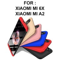 Case Xiaomi Mi6X Mi 6X MiA2 Mi A2 casing hp full cover HARDCASE 360