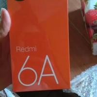 Redmi 6A 2/16GB Resmi Garansi TAM