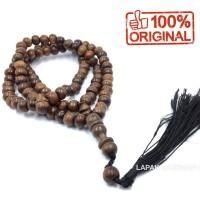 TASBIH 100 KAYU GALIH KELOR ASLI JAMINAN ORIGINAL BERGARANSI