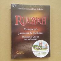 Original | Buku RUQYAH MENGOBATI JASMANI & ROHANI
