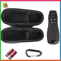 Laser Pointer Alat Presentasi Nirkabel R400 Bonus Eva Hard Case