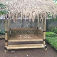 Saung Bambu | Gazebo Bambu