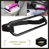 Penjepit Tempat Tissue Mobil Car Holder Tissue Best Seller
