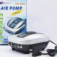 Resun Pompa Udara/Aerator Type AIR 8000