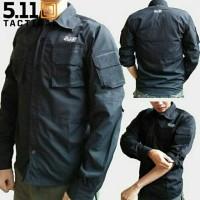 Baju Kemeja PDL Lapangan Outdoor 511 Tactical Lengan Panjang