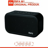 Xiaomi MiFa M1 Bluetooth Portable Speaker Cube Original Garansi 3 Bln