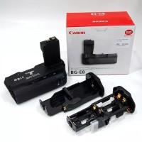 Baterai Grip Canon Eos 650 D original