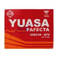 Yuasa Pafecta N70 (Aki Mobil / Accu Mobil)
