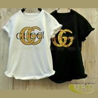 VIP136C Promo buy 1 get 2 Kaos Wanita Branded Fit to L