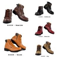 Sepatu Boots Pria HUMM3R Anaconda/Converse/Vans/Kickers/Adidas/Nike/