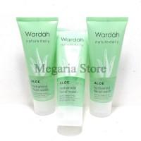 Wardah Aloe Hydramild Facial Wash 60ml