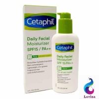 Cetaphil Daily Facial Moisturizer SPF15 / PA++ 118ml (4oz)