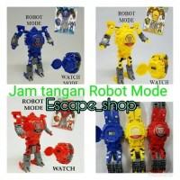 Robot Jam Tangan - Tobot Jam Tangan