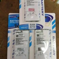 BATRE BATERAI BATTERY FOR SAMSUNG A710 A7 2016 ORIGINAL