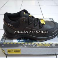 Sepatu Safety Jogger LAVA S3 Dark Brown