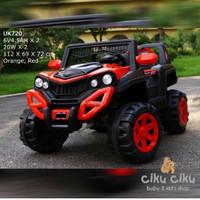 Mobil Mainan Aki UNIKID Jeep UK720 / mainan anak