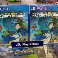 PS4 Digimon Story Cybersleuth Hackers Memory