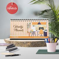 Weekly Planner / Buku Rencana Mingguan (Workspace)